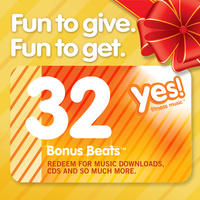 32 Beat Gift Card