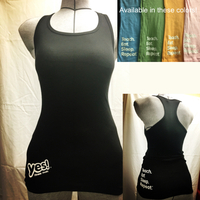 Solid Color Tank