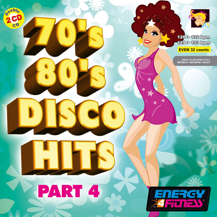 70's 80's Disco Hits 4 : Yes! Fitness Music