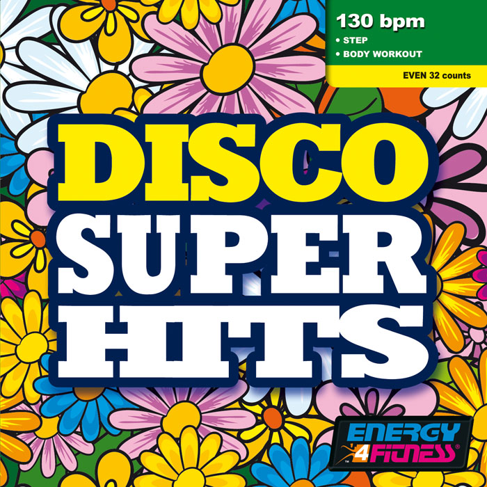 Disco Super Hits 1 : Yes! Fitness Music