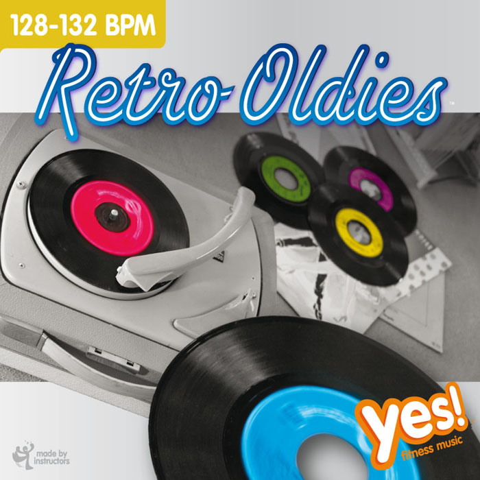 Retro Oldies 1 : Yes! Fitness Music