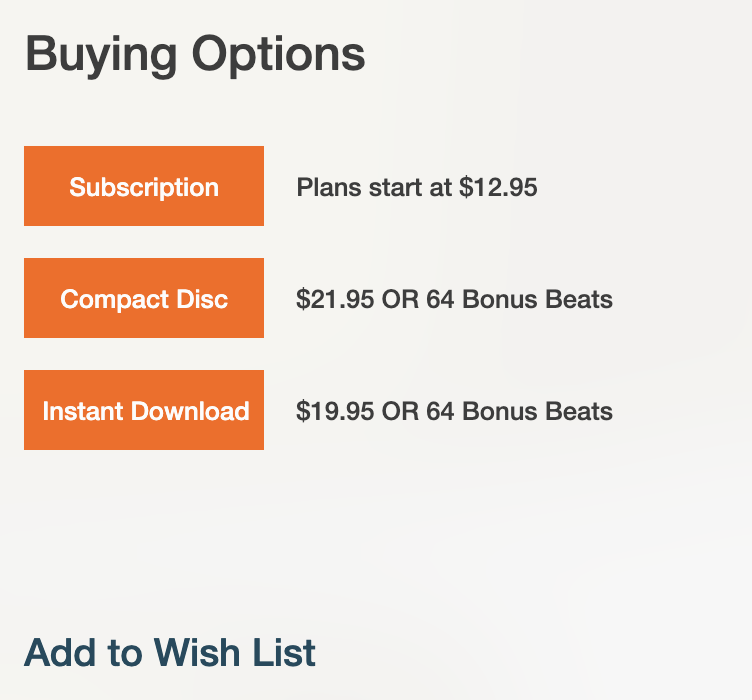 Yes! Fitness Music : Bonus Beats - Yes! Fitness Music
