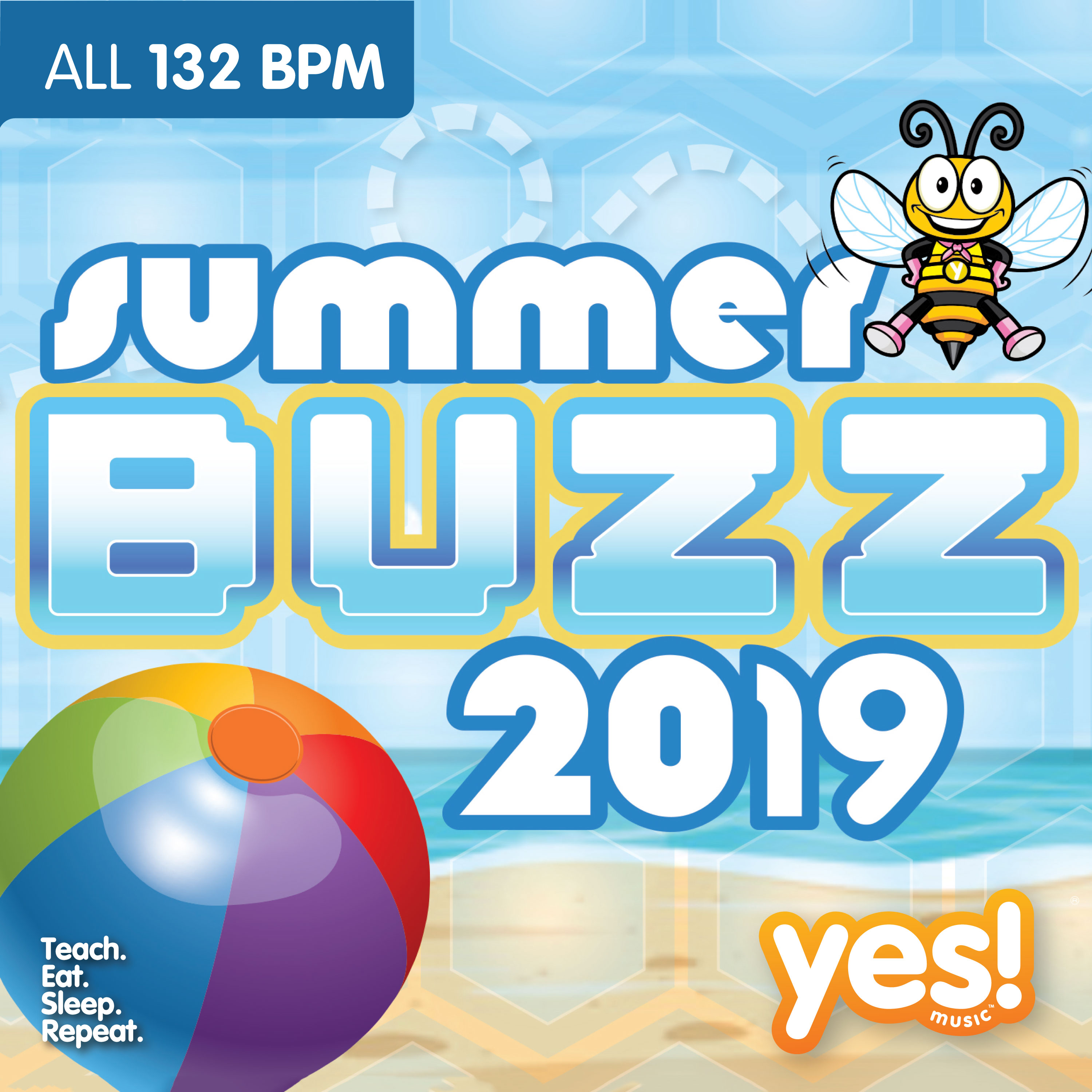 Summer Buzz 2019 : Yes! Fitness Music