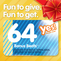 64 Beat Gift Card