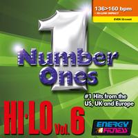 Number 1's Hi-Lo 6