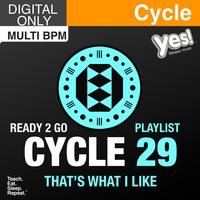 Cycle Playlist 29